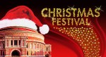 Christmas Carols at the Royal Albert Hall + Meal