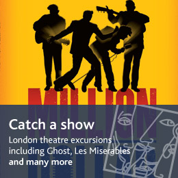 London theatre and musical shows