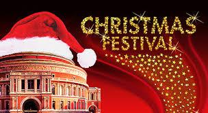 Christmas Carols at the Royal Albert Hall + Lunch