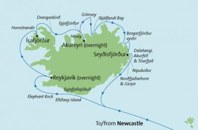 Cruise – Icelandic Explorer