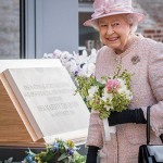 HM The Queen opening 3 Nov 16