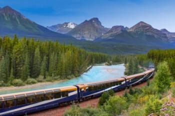 Rockies Rail and an Alaska Cruise
