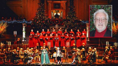 Carols by Candlelight at The Royal Albert Hall + Brunch at Christopher's Grill