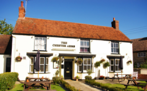 Dining Club - Lunch at The Chester Arms, Chicheley