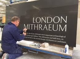 London Mithraeum 3