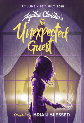 Agatha Christie's 'The Unexpected Guest' at The Mill at Sonning (FULL)