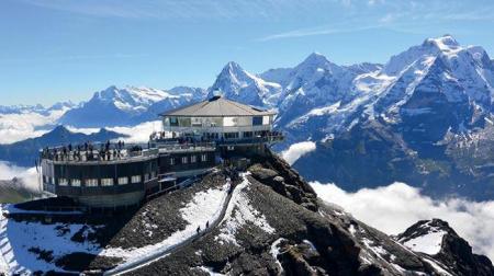 Summer in Switzerland - Wengen, Ticino and Zurich by Rail