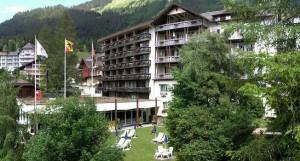Hotel -Wengen