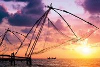 Cochin - Fishing nets