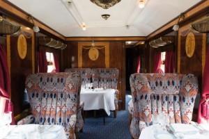Belmond BP - carriage