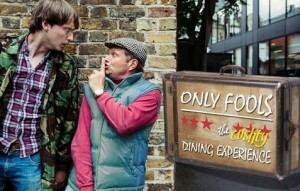 Only Fools (Cushty) Dining Experience