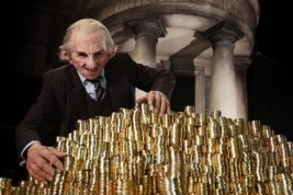 Gringotts Wizarding Bank