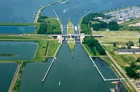 Lock in Lelystad