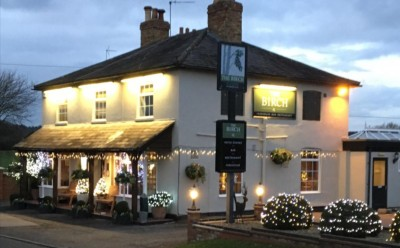 Christmas Lunch at The Birch Woburn